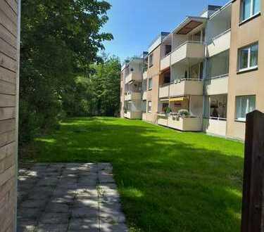 ALSAOL Immobilien: Attraktive, gut geschnittene 2 Zimmerwohnung mit Südwest-Balkon in Planegg!