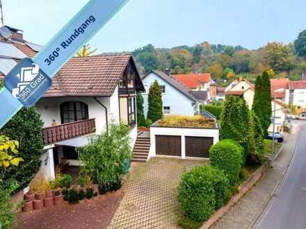 Charmantes Raumwunder mit Garten in Glattbach