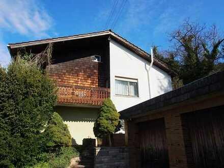 Ihr Platz an der Sonne! Gemütliches Einfamilienhaus m. ELW in Mosbach-Diedesheim