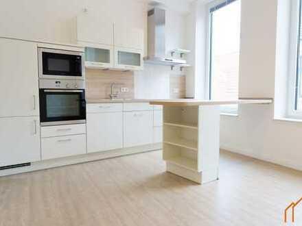 Neubauwohnung mit Einbauküche in der Altstadt von Leer!