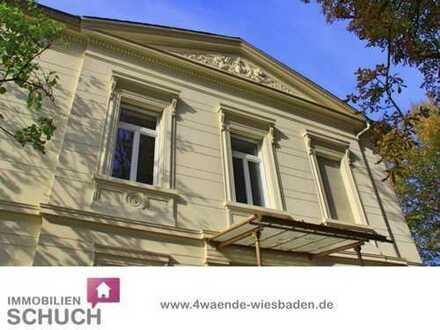 Schuch Immobilien - Repräsentative Büroetage am Rhein in Biebrich - Erstbezug nach Sanierung