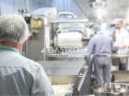 Gewerbegebäude geeignet für Lebensmittelproduktion, Großküche, Catering ...