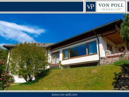 Wohnen in Top Wohnlage über den Dächern von Vöhrenbach