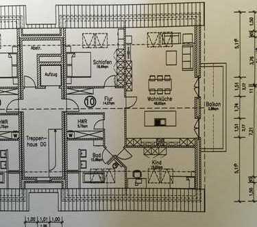 840 €, 125 m², 3 Zimmer