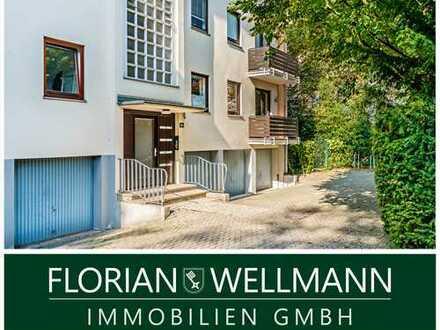 Bremen - Schwachhausen | Attraktive 2-3 Zimmer-Wohnung, mit Garten in kleiner, gepflegter Wohnanlage
