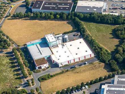 Logistik # Produktion # Lager # Immobilie | Ahlen b. Münster | zu verkaufen