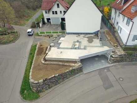 Tolles teilbebautes Grundstück in schöner Randlage von Dätzingen