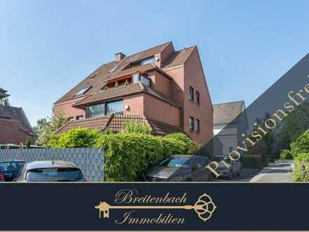 Oldenburg - Bürgerfelde • Bezugsfreie 2-Zimmer-Wohnung mit Sonnenbalkon und Stellplatz