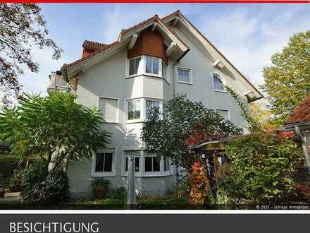 ***Werben im Spreewald*** Terrassenwohnung mit großem Garten zur alleinigen Nutzung!