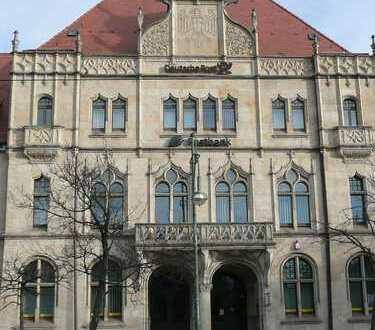 Altbaubüroflächen in der Hauptpost Dessau-Denkmal