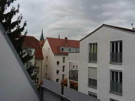 5-Zimmer-Maisonette-Wohnung in Ulm-Ost mit Dachterrasse -Einmalig, zentrumsnah und ruhig