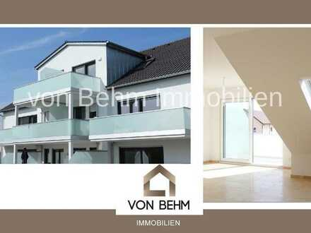 von Behm Immobilien - Erstbezug - Luxuriöse DG-Wohnung