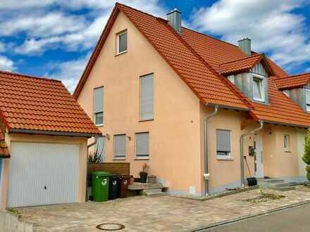 Hobbygartler aufgepasst! Gepflegte DHH in Gerolsbach - Nähe S2 Petershausen zu vermieten!