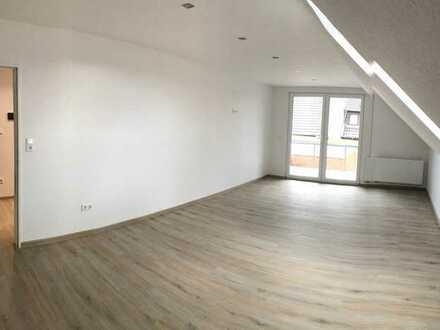Modernisierte 3-Raum-Wohnung mit Balkon in Lohne (Oldenburg)