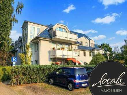 Kapitalanlage in Potsdam-Golm! Vermietete 3 Zimmer-Wohnung mit Balkon