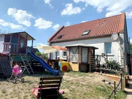 Kapitalanlage! Großes, vermietetes Einfamilienhaus in Oderberg