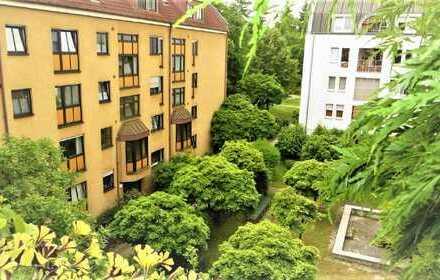 Top renovierte 4-Zimmerwohnung im Zentrum von Erlangen