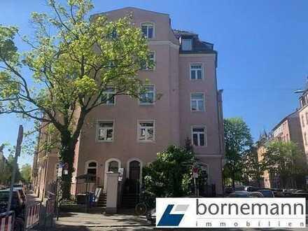 Gefragte Lage Schoppershof Nähe Stadtpark! 5-Zimmer-ETW mit toller Dachterrasse über 2 Etagen!