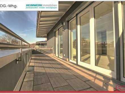 360 ° Rundgang  Über den Dächern...Traumwohnung mit 2 Dachterrassen!