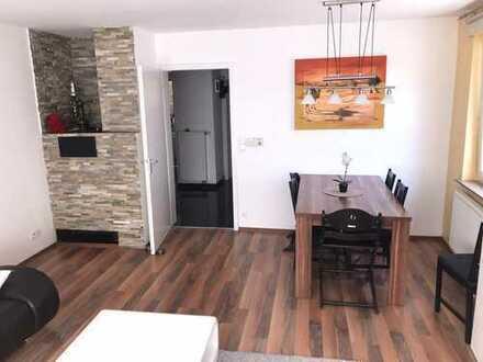 Gepflegte 3-Raum-Wohnung mit Balkon und Einbauküche in Stuttgart
