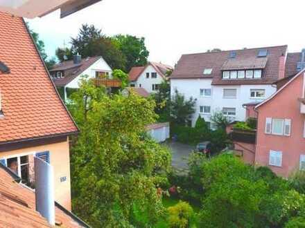 Maisonett Whg. + EBK BLK Stellplatz Klima S-Möhringen 80 qm