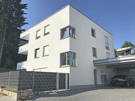 5307 - Neubauwohnung mit Garten und Einliegerwohnung in Grötzingen!