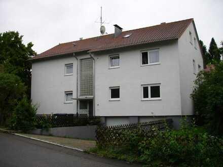 4-Zimmerwohnungen in Haus mit großem Garten