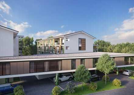 Neubau! Zentral gelegene und moderne Büro-/Praxiseinheit in Bad Aibling (Einheit 2)