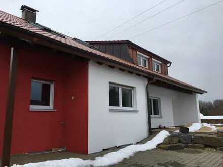 Schöne 3-Zimmer-DG-Wohnung mit Balkon in Ehingen-Erbstetten