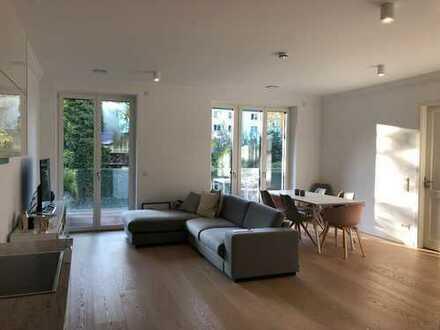 Wohnen an der Alster - moderne exklusive 2-Zi.Whg., ca, 75 m², großer Balkon, EBK