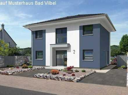 Zahlen Sie keine Miete mehr: Traumhaus mit Bodenplatte KFW 55 (Hanglage)