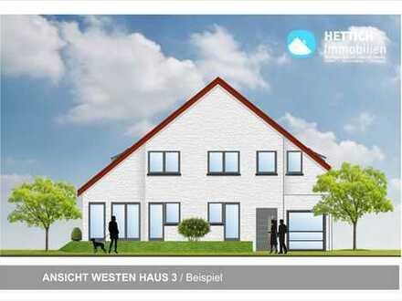 Einmalige Gelegenheit! Neubau freist. Einfamilienhaus,gehoben ausgestattet, in Groß-Gerau/ Dornheim!