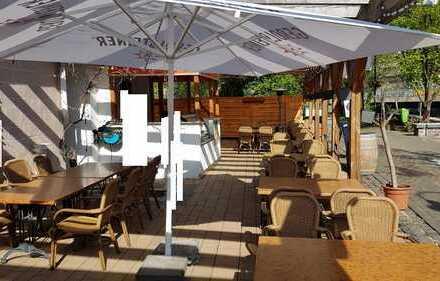 Tolles Restaurant mit Biergarten und 2 Wohnungen