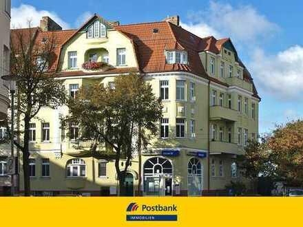 Wunderschöne Eigentumswohnung mit Flair der Gründerzeit- zwei Balkone, grandioser Ausblick-