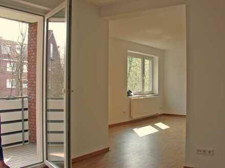 Moderne sonnige 4-Zimmer Wohnung Aaseeviertel