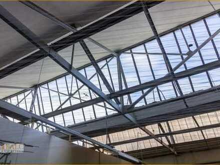Großzügige Industriehalle in Top-Zustand und angerenzendem Mehrfamilienhaus!