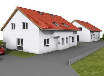 Umzug in den Sommerferien: Doppelhaushälfte mit Garten, Terasse, Garage