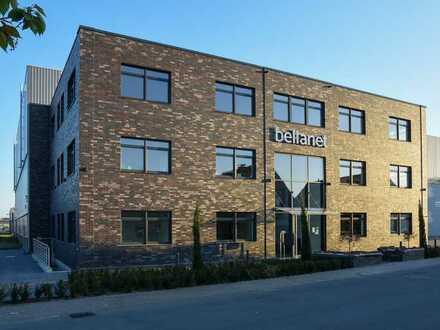 Einzelne Büros (22-42 qm) - klimatisiert - Hochregallagernutzung möglich - Glasfaser