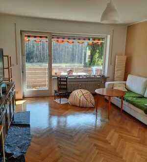 WG Zimmer Wohnung am Waldrand von Gaustadt