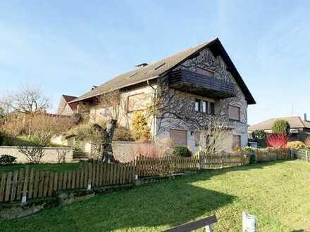 Großzügiges Einfamilienhaus in ruhiger Lage von Gieboldehausen mit unverbaubarem Ausblick zum Harz