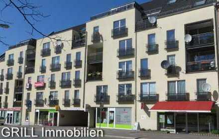 großes Ladengeschäft in Gablenz direkt an der Hauptstraße * Parkplätze vorm Haus