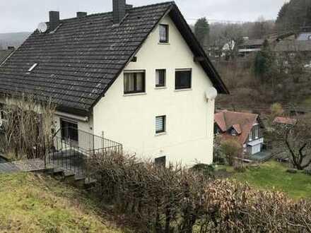 Doppelhaushälfte in ruhiger Wohnlage
