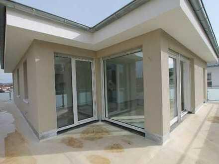 Schicke Penthouse-Wohnung in der Gartenstadt Eichwald mit umlaufender Dachterrasse