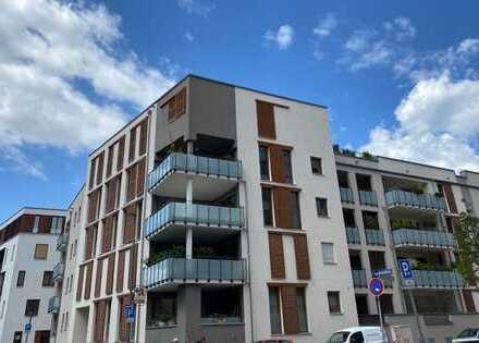 * Moderne und helle Wohnung im Musikerviertel mit großem Balkon *