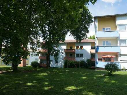 Kaufen & Einziehen ...bezugsfreie 2-Zimmer-Wohnung in Amberg!