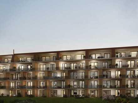 Exklusive 2-Zimmer Wohnung mit großer Terrasse