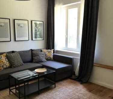 Tolles Studio, voll möbliert - Lovely, fully furnished studio from private - Friedrichshain