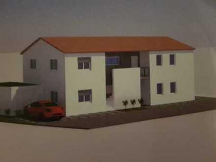 Erstbezug: attraktive 4-Zimmer-Wohnung mit Balkon in Eschelbach