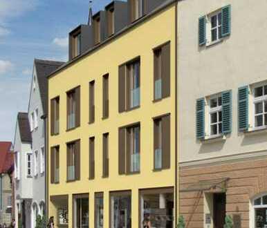 Wohnen in der neuesten Wohnanlage direkt im Zentrum der lebenswertesten Stadt Pfaffenhofen