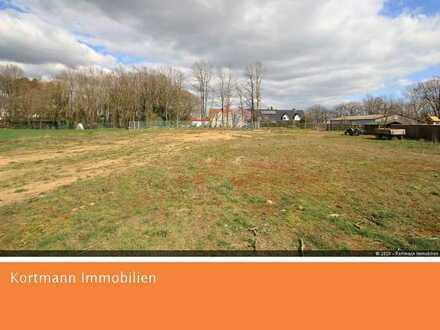 Baugrundstück für Wohnen und Gewerbe Mischgebiet in Saerbeck